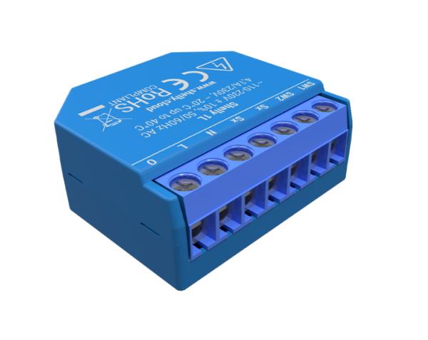 Shelly - Shelly 1L (ohne Neutralleiter) - WLAN