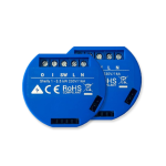 Shelly - Shelly 1 Relay Switch [Set aus 2 Stück] - WLAN