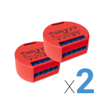 Shelly - Shelly 1PM  Relay Switch mit Energiemessung [Set...