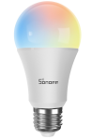 Sonoff - B05-B-A60 RGB (E27) 806Lm - WLAN