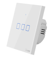 Sonoff - Smart Wall Switch T1EU3C-TX / 3-fach Taster -...