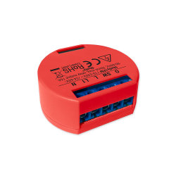 Shelly - Shelly 1PM  Relay Switch mit Energiemessung - WLAN