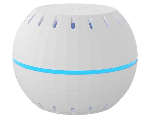Shelly - Shelly H&T Luftfeuchtigkeit und Temperatur Sensor - weiß - WLAN