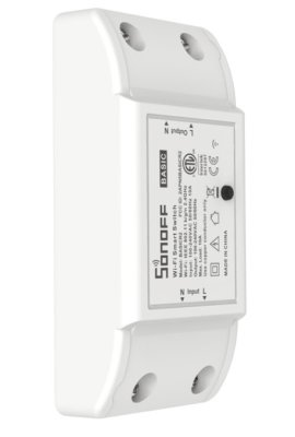 Sonoff - Smart Switch Basic R2 / 1 Kanal Schaltaktor - WiFi