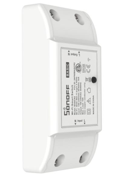 Sonoff - Smart Switch Basic R2 / 1 Kanal Schaltaktor - WLAN