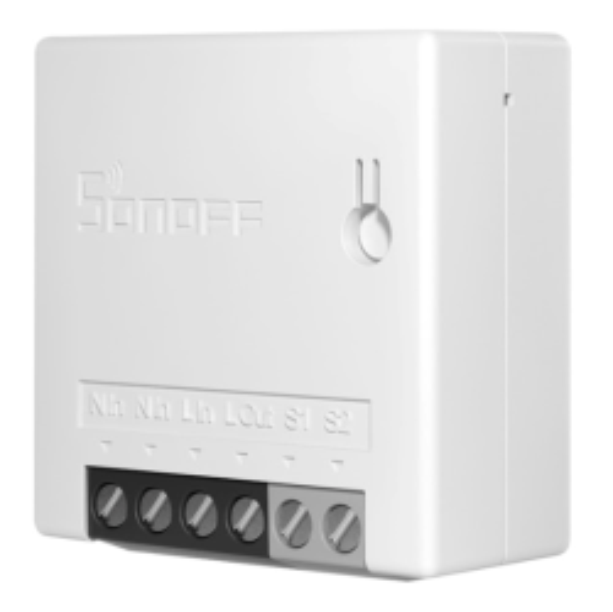 Sonoff - Smart Switch MINI R2 - WLAN