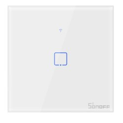 Sonoff - Smart Wall Switch T0EU1C-TX / 1-fach Taster -...