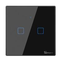 Sonoff - Smart Wall Switch T3EU2C-TX / 2-fach Taster -...