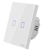 Sonoff - Smart Wall Switch T0EU2C-TX / 2-fach Taster -...