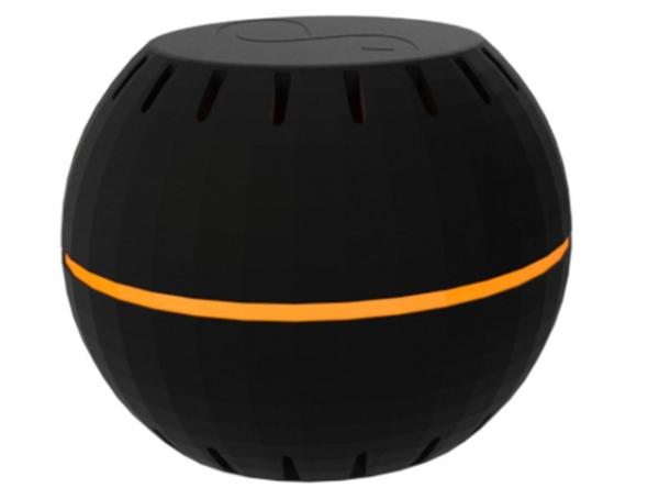 Shelly - Shelly H&T Luftfeuchtigkeit und Temperatur Sensor - schwarz - WLAN