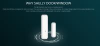 Shelly - Shelly Door Window Tür-/Fensterkontakt 2 - WLAN