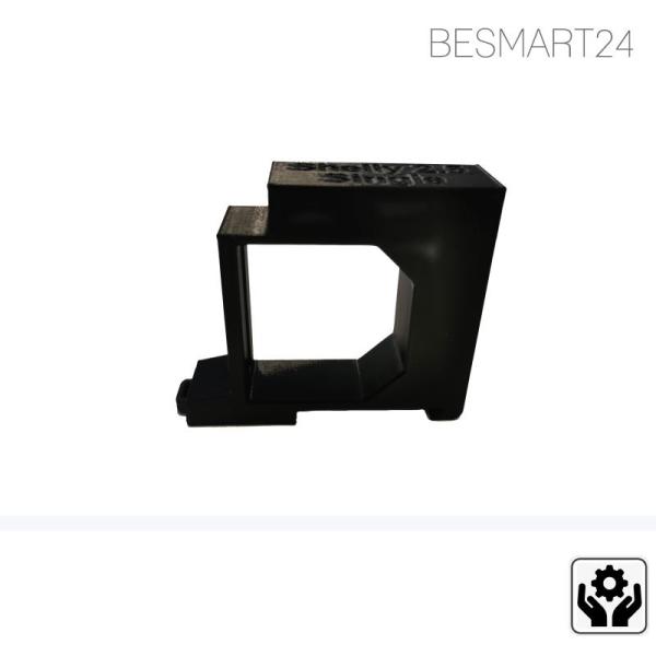BESMART24 - DIN Rail Hutschienenadapter Single für Shelly 2.5 & EM - Zubehör